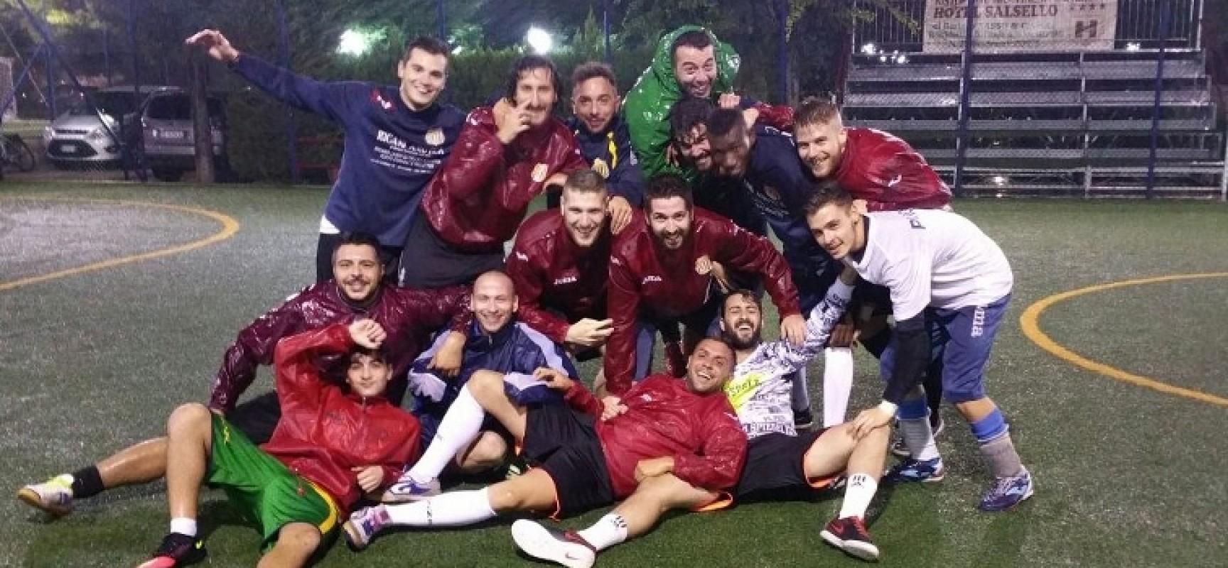 Calcio a 5: il Santos Club ne fa sette al Macula Nox Molfetta / CLASSIFICA
