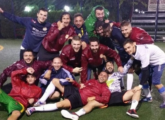 Calcio a 5: il Santos Club ne fa sette al Macula Nox Molfetta / CLASSIFICA