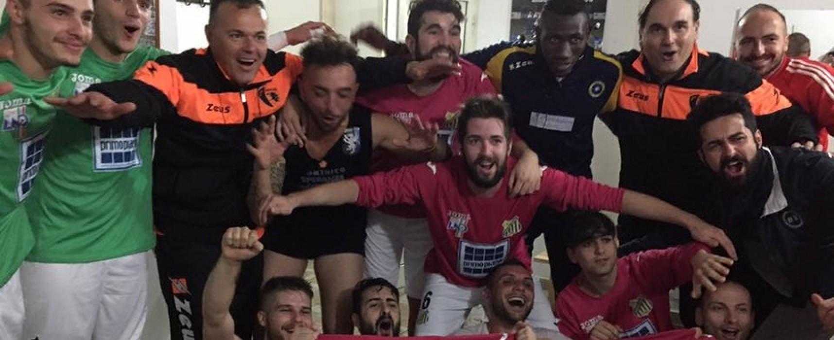Futsal, serie C2: il Santos Club chiude il 2016 con il blitz sul campo del Poggiorsini