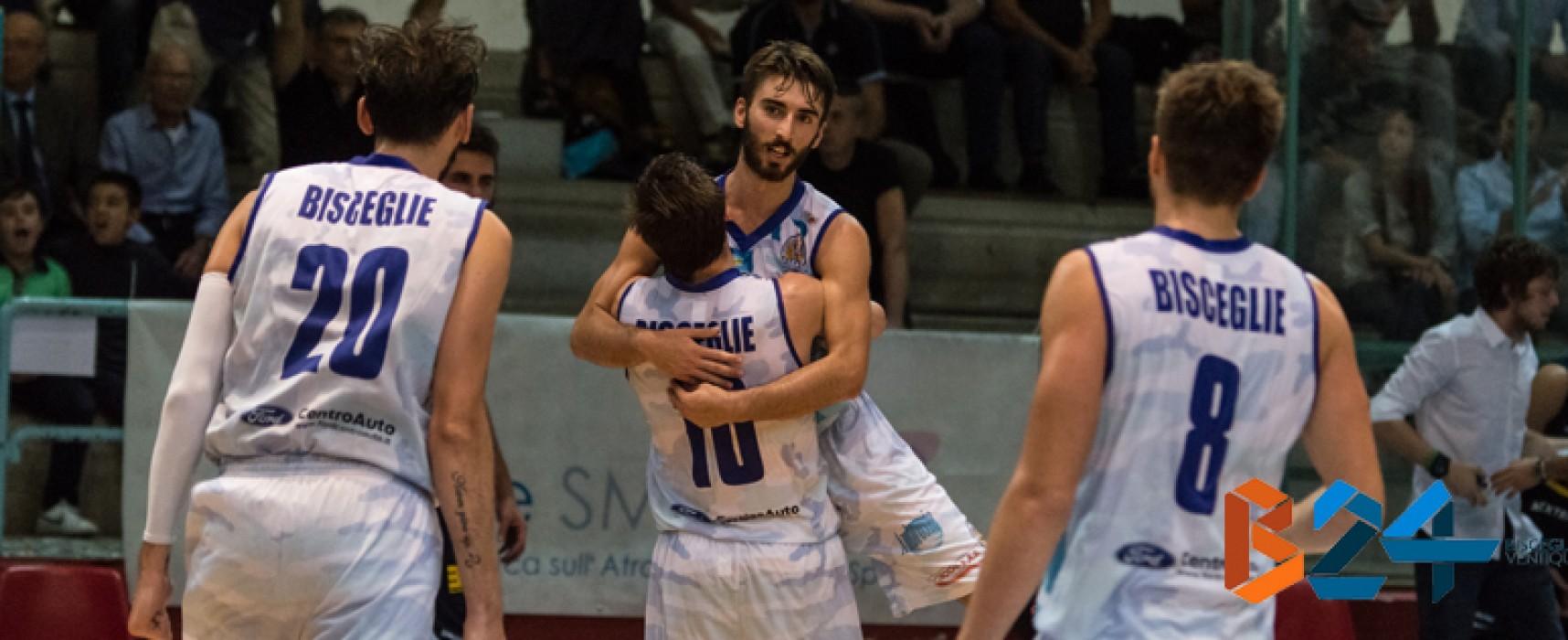 Lions Basket imbattuti e primi in classifica, vittoria sofferta ma meritata contro Pescara