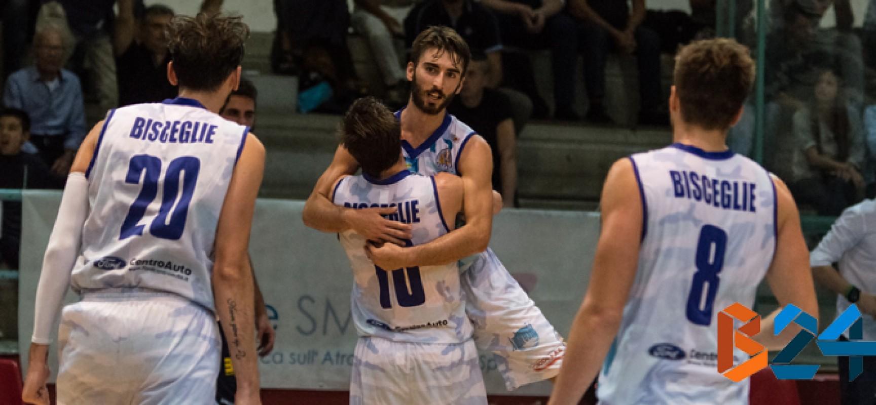 I Lions Basket non si fermano più, incredibile vittoria in rimonta a Porto Sant'Elpidio