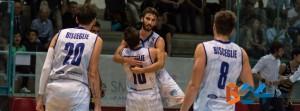 Lions Basket vittoria