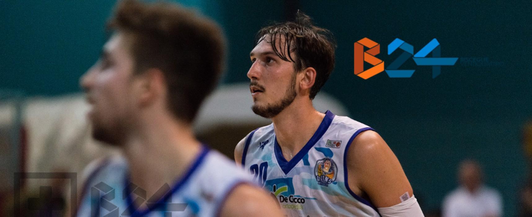 Lions Basket, ad Isernia per la prima trasferta stagionale in cerca di ulteriori conferme