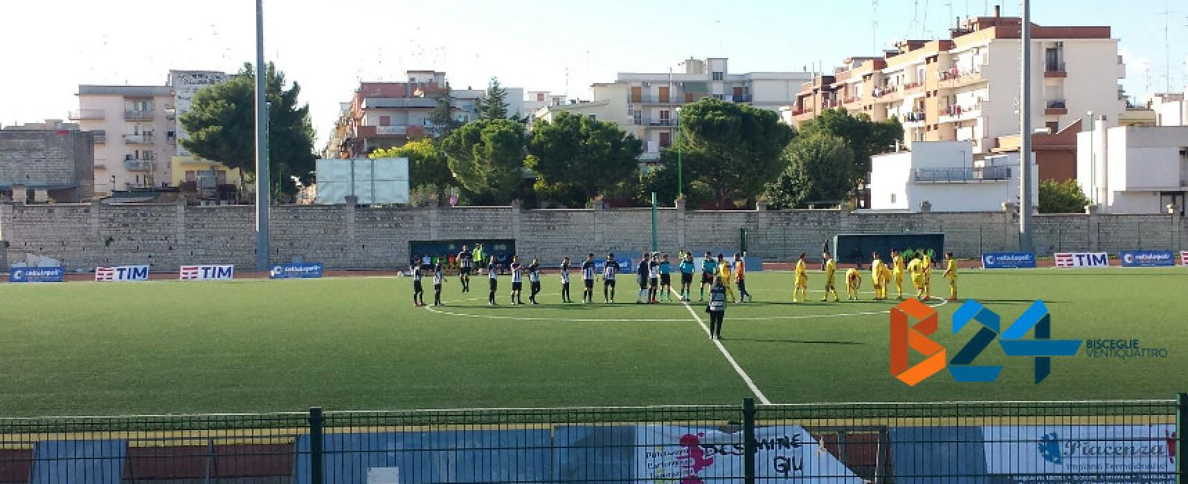 Unione Calcio, una magia nel finale di Caprioli regala il successo contro il Galatina