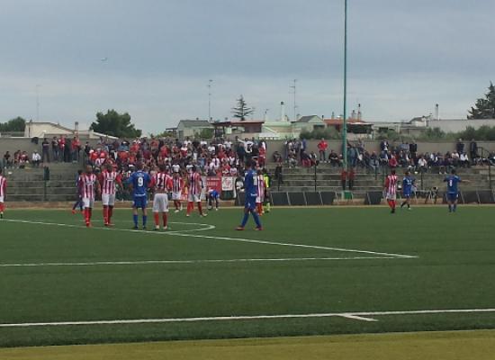 Unione Calcio, bruciante sconfitta contro il Barletta