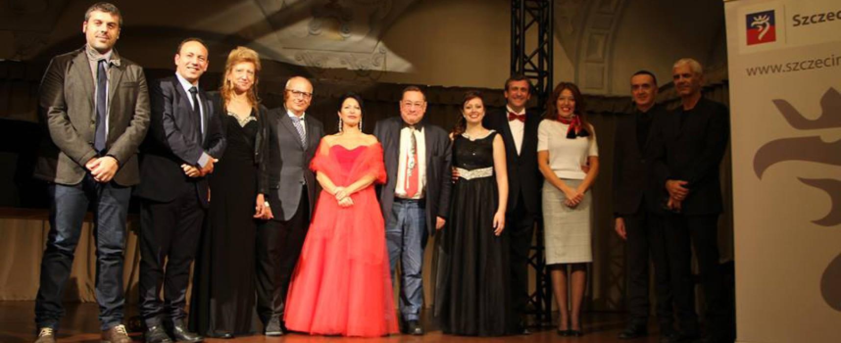 Esperienza artistica in Polonia e Germania per l'attore biscegliese Carlo Monopoli