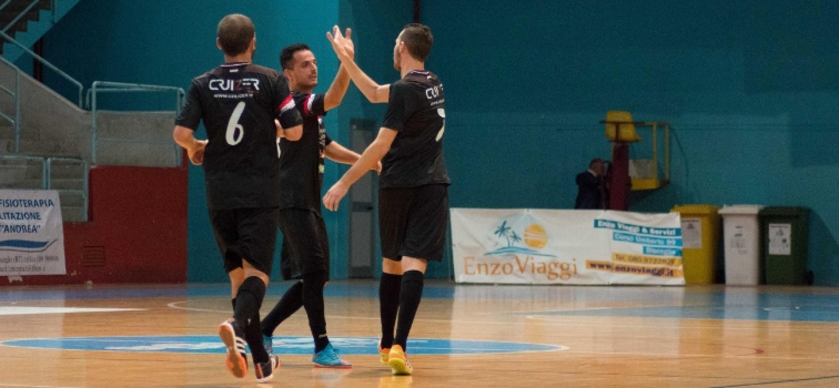 Futsal, Serie C1: Diaz contro il fanalino Carovigno, Nettuno ospita il Volare Polignano