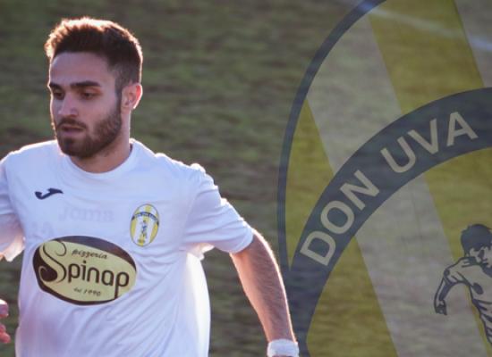 Don Uva Calcio, prosegue l'imbattibilità. Contro il Troia basta un gol di Brescia