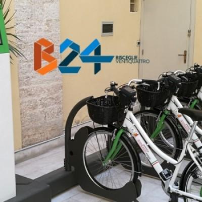 E-Bike 0, rastrelliere non più a Santa Croce ma a palazzo Tupputi e palazzo Milazzi