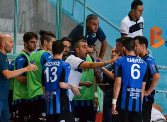 Futsal Bisceglie che rimonta! Cinque gol al Borussia Policoro