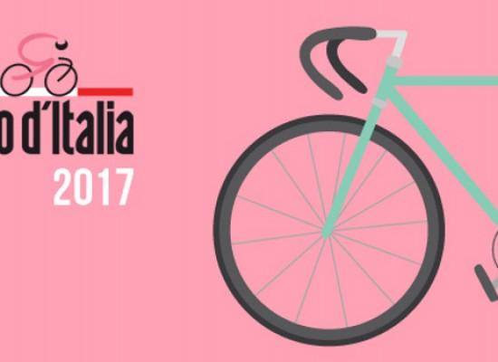 L'edizione numero 100 del Giro d'Italia transiterà da Bisceglie