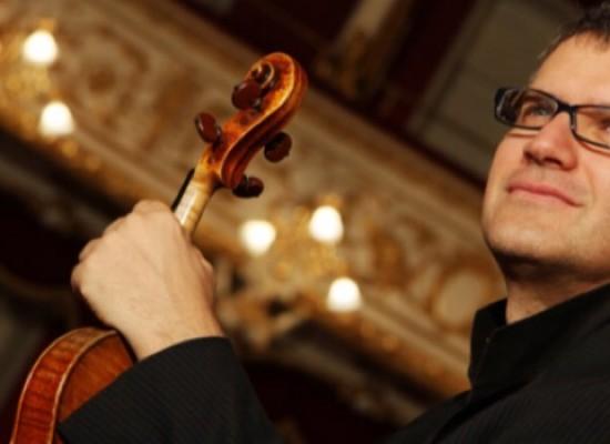 Il Garibaldi ospita Francesco D'Orazio e Orchestra Sinfonica di Lecce e Salento