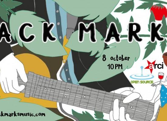 Il cantautore canadese Jack Marks ospite al circolo Arci Open Source di Bisceglie