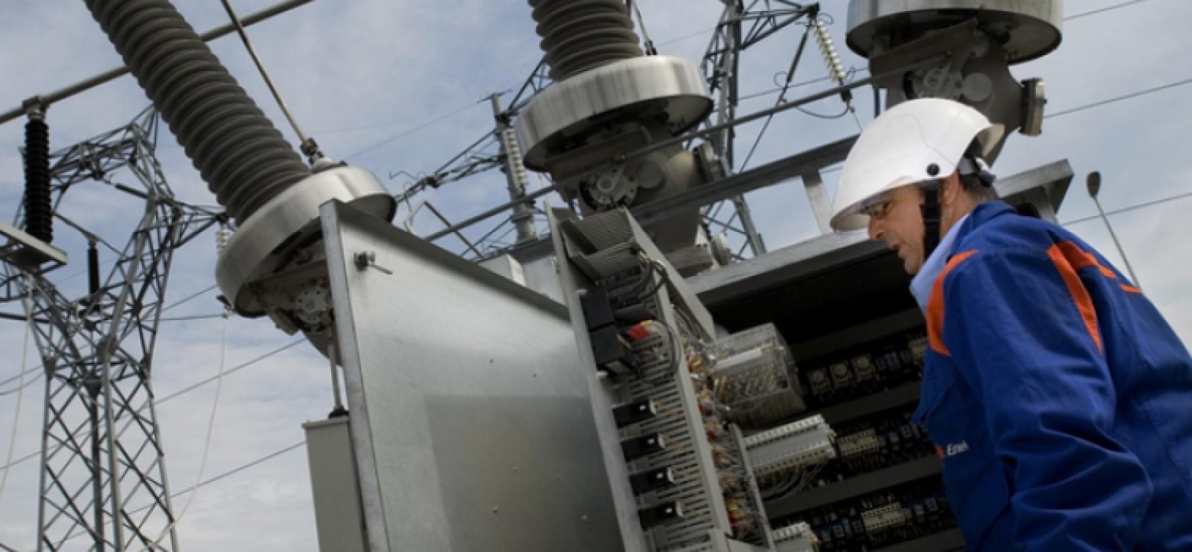 Interruzione energia elettrica in varie zone della città giovedì 27 ottobre / DETTAGLI