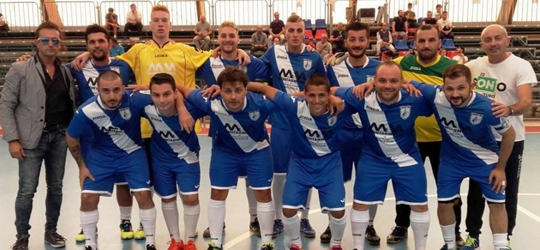 Futsal serie C1: ostacolo Volare Polignano per la Diaz, il Nettuno sfida la capolista