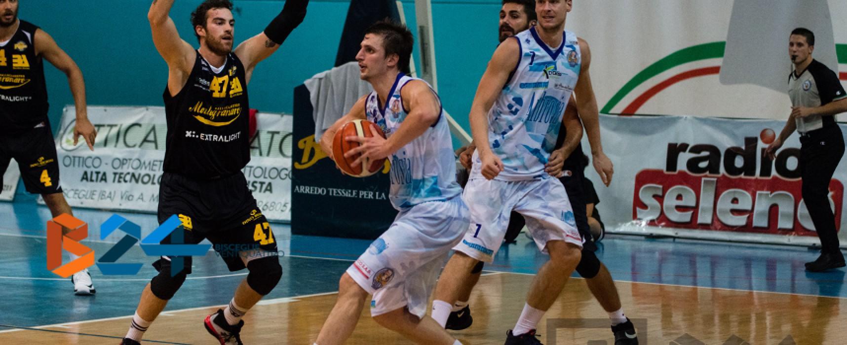 Lions Basket, domani il primo derby stagionale contro Taranto