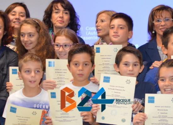 Terzo circolo didattico, premiati ventidue alunni per essersi distinti alle olimpiadi matematiche