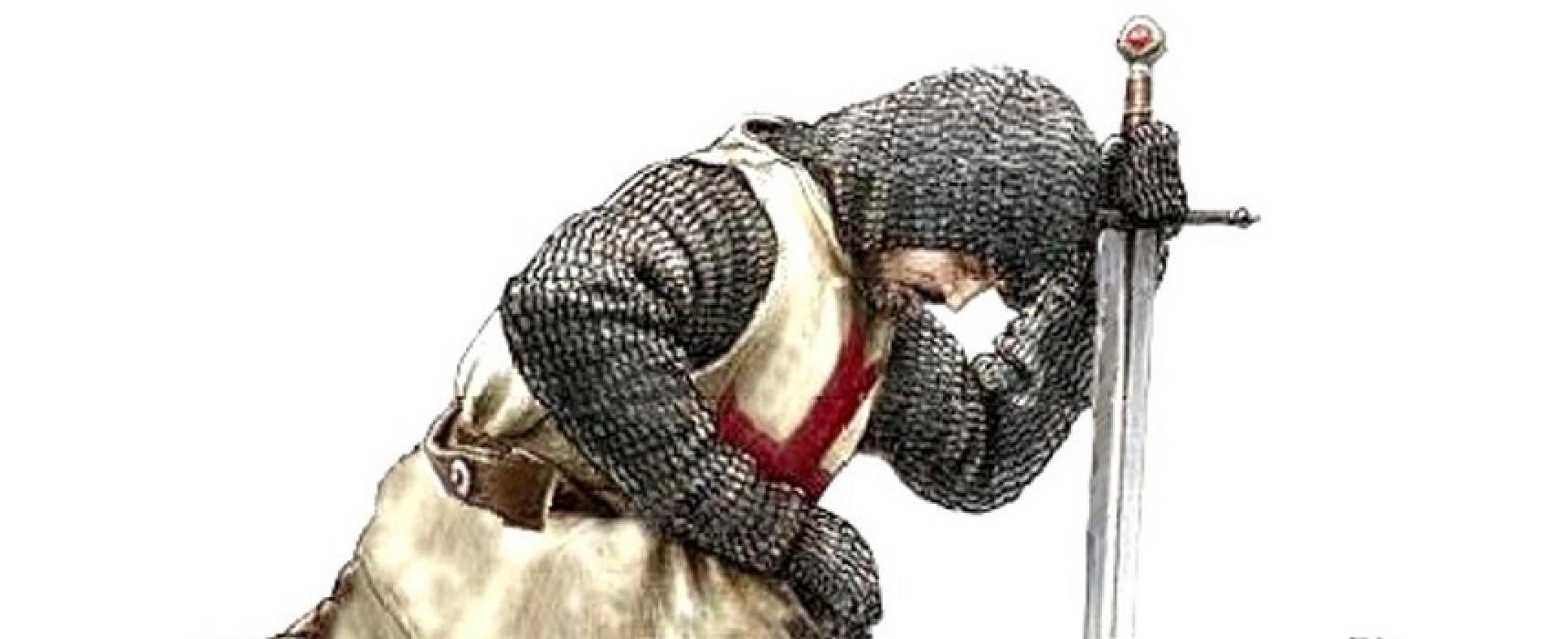 """""""I Templari in Puglia"""", il fascino del Medioevo il 30 ottobre a Bisceglie"""