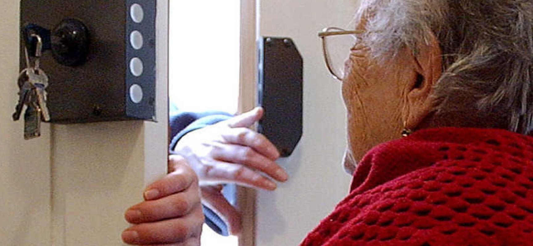 Novantenne biscegliese raggirata e derubata in casa da finto avvocato