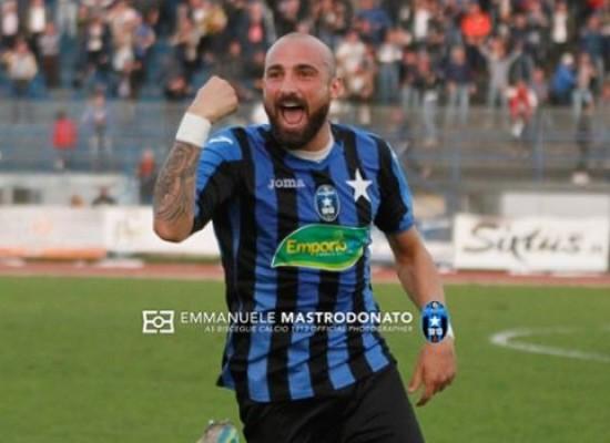 Il Bisceglie Calcio espugna Nocera Inferiore, Lega Pro ad un passo