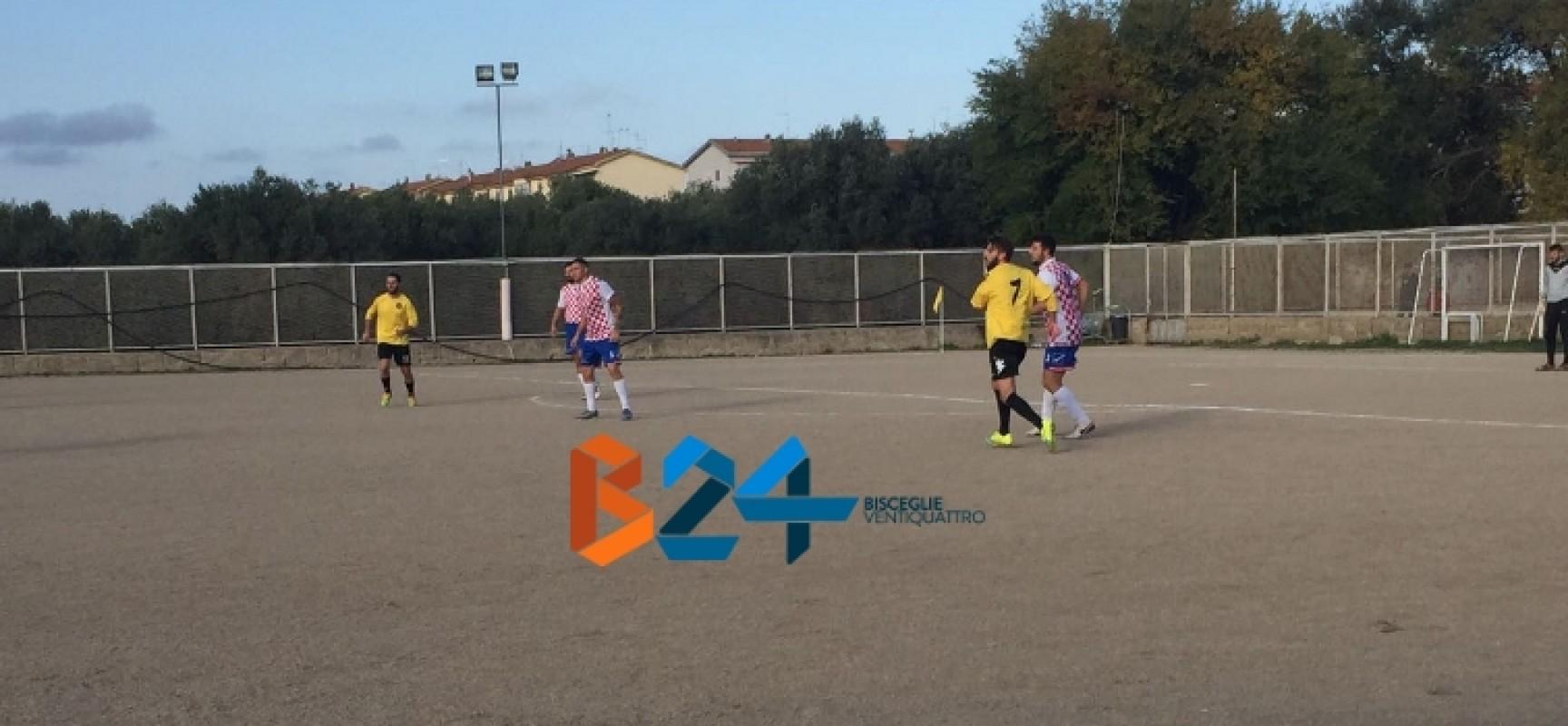Bellavitainpuglia, pareggio ricco di gol in casa dell'Atletico Foggia
