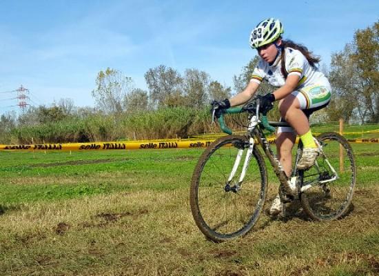 "Cavallaro, niente medaglie ma esperienza positiva al ""Gran premio d'Abruzzo Ciclocross"""