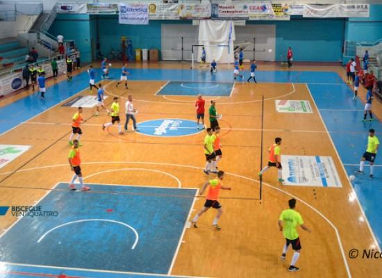 Diretta Live: Futsal Bisceglie-Cisternino 6-6