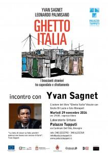 Locandina Ghetto Italia