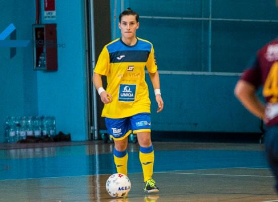 Calcio a 5 femminile: Arcadia cade a Locri, Futsal Bisceglie corsara a Cosenza / CLASSIFICHE