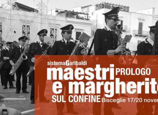 """Teatro Garibaldi, """"Maestri e Margherite"""" inaugura la nuova stagione di prosa"""