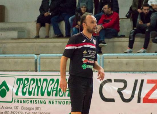 Futsal C1: Diaz blocca il Volare Polignano, Nettuno cede al Locorotondo /RISULTATI E CLASSIFICA
