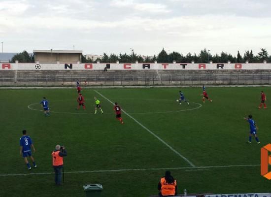 Unione Calcio,  Moscelli gol e vittoria a Noicattaro