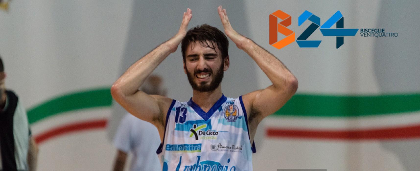 Lions Basket fuori dalla Coppa Italia, Orzinuovi passa grazie a una gran difesa