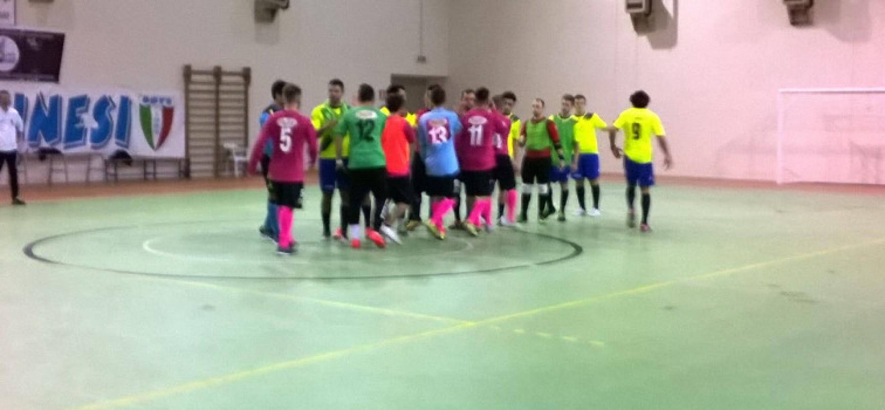 Calcio a 5: Santos club, il sogno C1 si infrange con il San Ferdinando