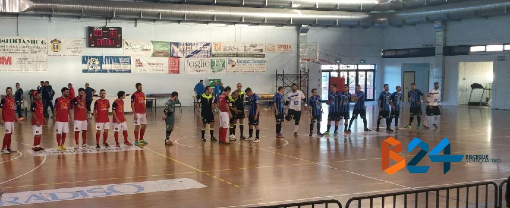 La doppietta di Sanchez non basta, Futsal Bisceglie sconfitto a Noicattaro