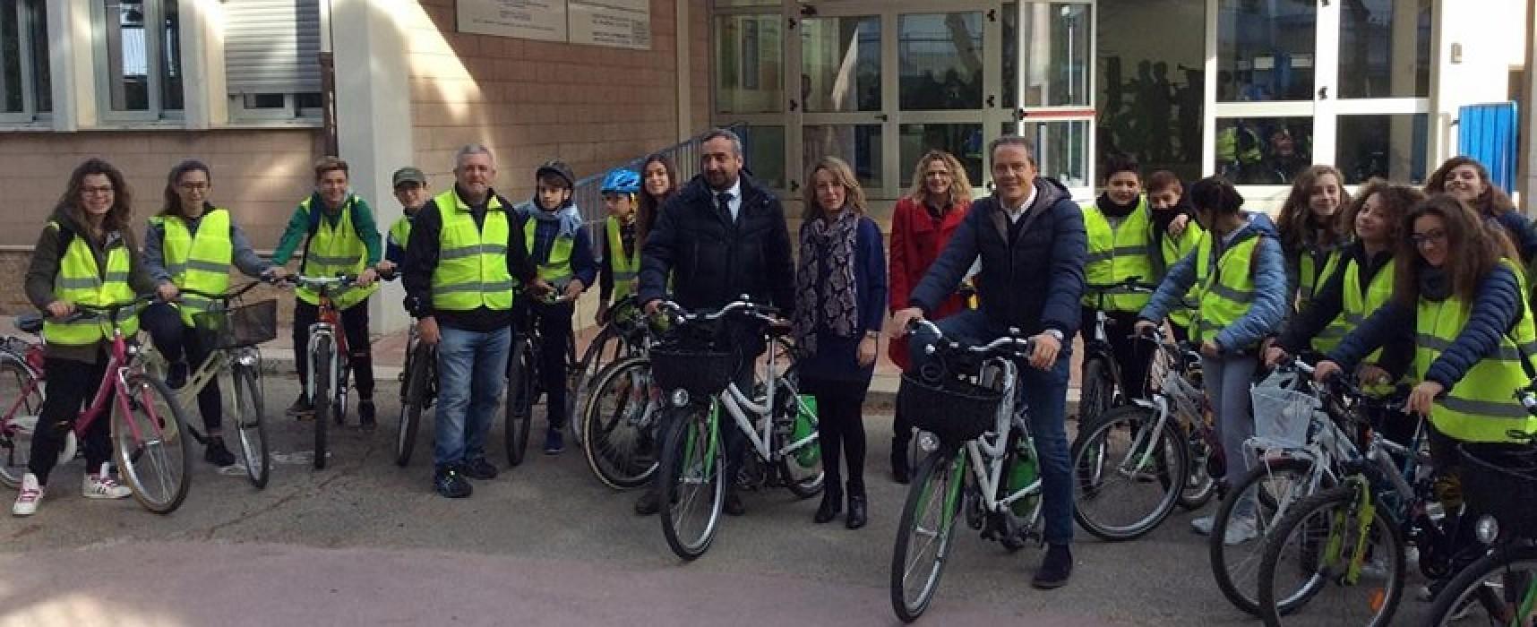 Mobilità sostenibile, ulteriori passi avanti del Comune di Bisceglie