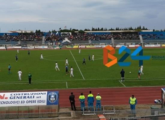 Il Bisceglie Calcio atteso dai quarti di finale di Coppa Italia contro la Frattese