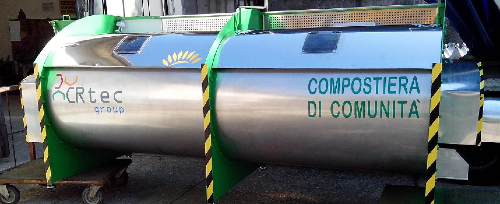 Centro di compostaggio collettivo in zona San Francesco, il Comune presenta il progetto