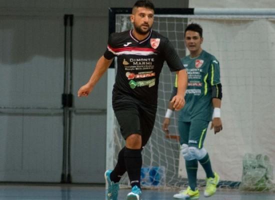 Diaz-Aquile Molfetta è il primo round della semifinale di Coppa Italia di C