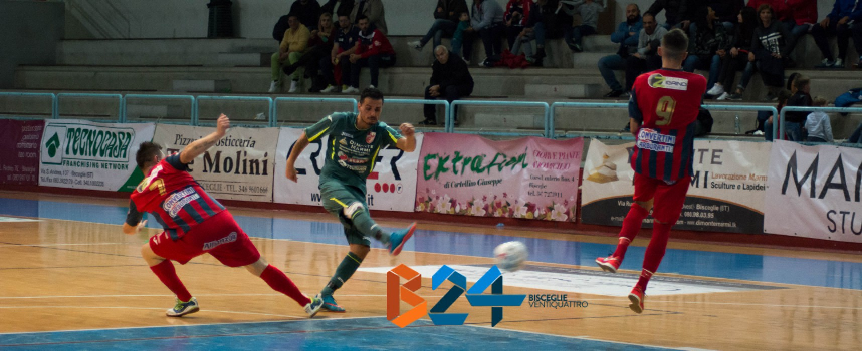 Futsal, Serie C1: Diaz ritrova il successo, Nettuno nuova sconfitta / RISULTATI e CLASSIFICA