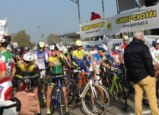 Ludobike, bel successo per Loconsolo al Gran Premio d'Abruzzo Ciclocross