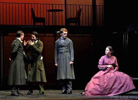 Sistema Garibaldi, nuova stagione teatrale inaugurata da Madame Bovary