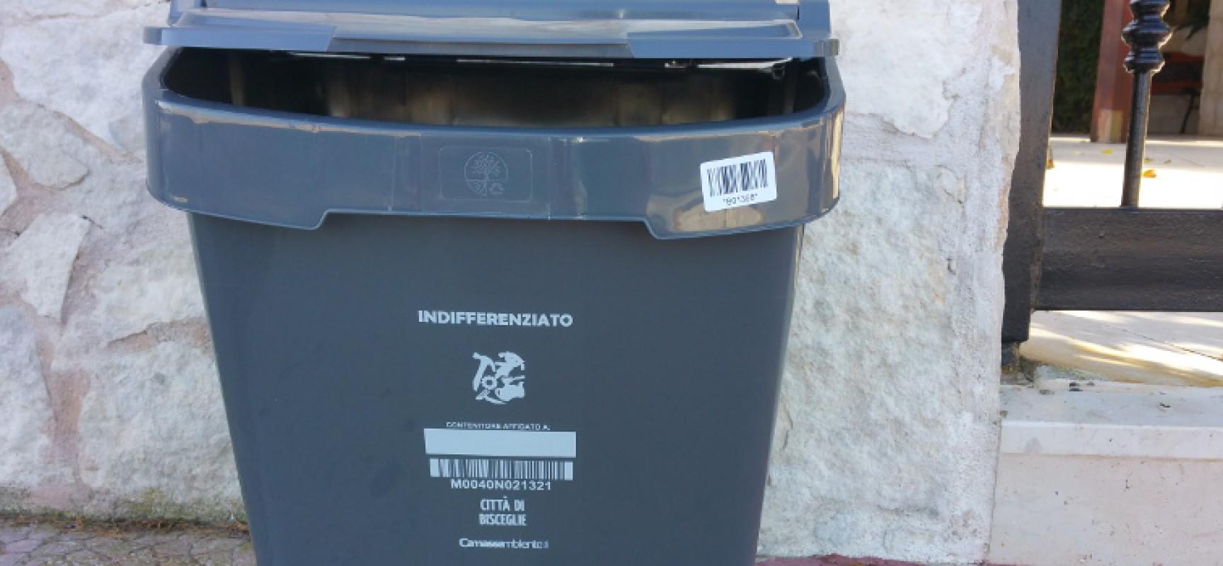 Raccolta rifiuti, nuova sperimentazione nel quartiere Sant'Andrea