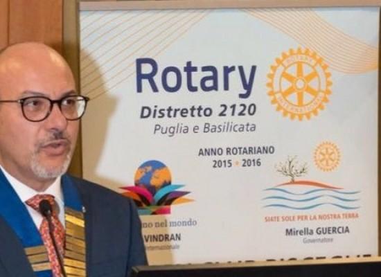 """""""Finanziare un'idea attraverso la rete"""", incontro tematico del Rotary Bisceglie"""