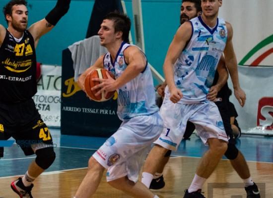 Lions Basket, sfida casalinga contro Giulianova per ripartire dopo la sconfitta