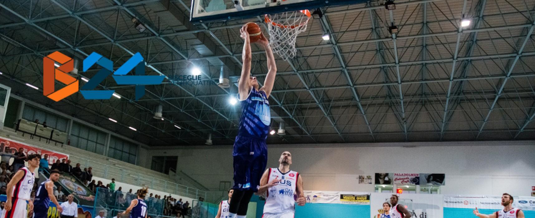 Lions Basket, sfida al vertice in trasferta contro Porto Sant'Elpidio