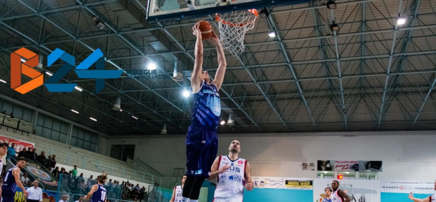 Lions Basket, questa domenica insidioso derby contro il Taranto di Chiacig