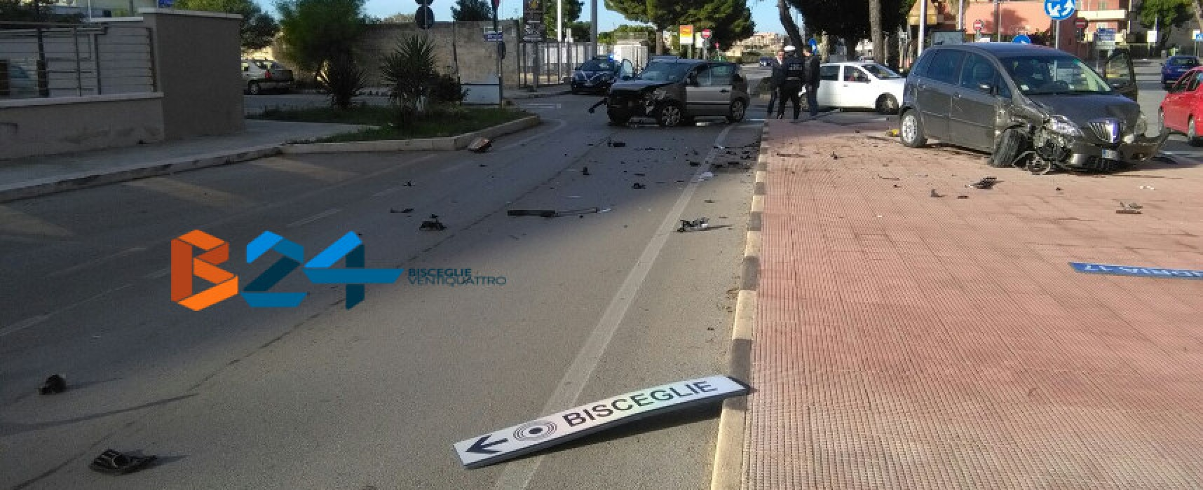 Incrocio via San Martino – via Alceo Dossena, i residenti della zona 167 chiedono maggior sicurezza