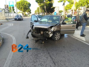 via-alceo-dossena-via-san-martino-incidente