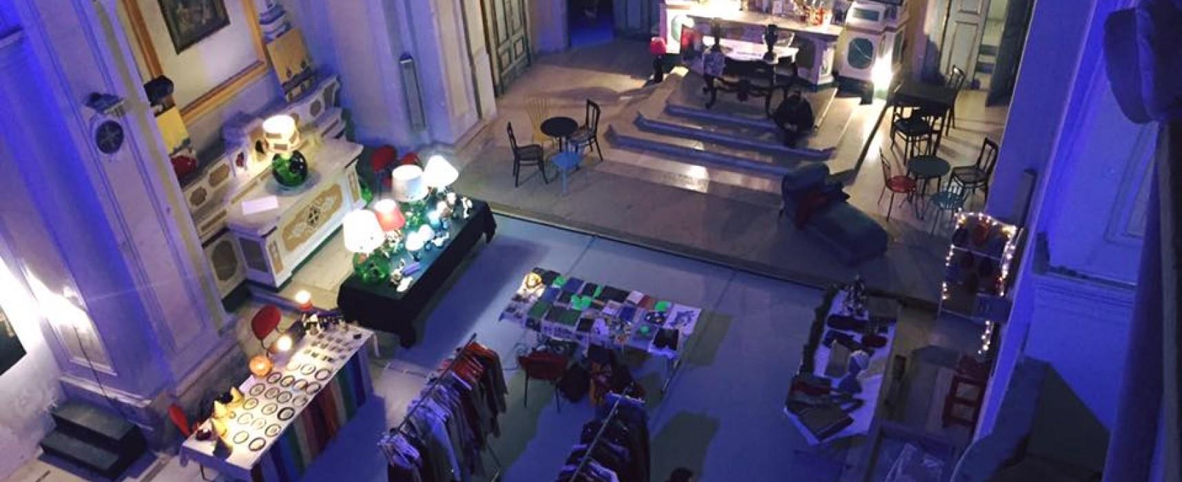 """Divertimento e shopping green nel """"MakeMarket"""", mercato urbano ideato dall'associazione Mosquito"""